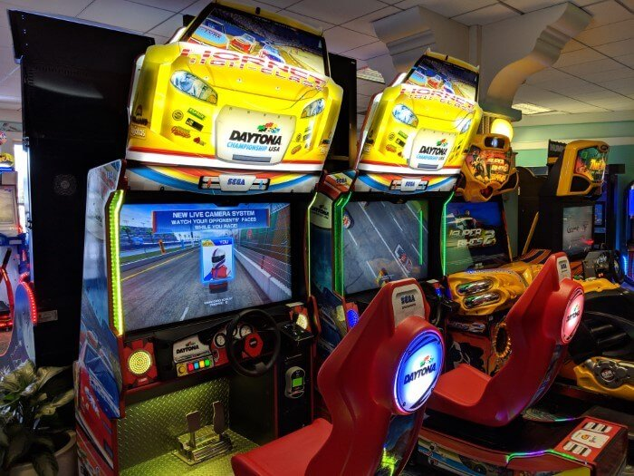 Kids can have fun at Disney Beach Club game room