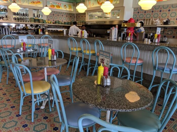 Beaches & Cream restaurant is a reason to stay at Beach Club at Disney World