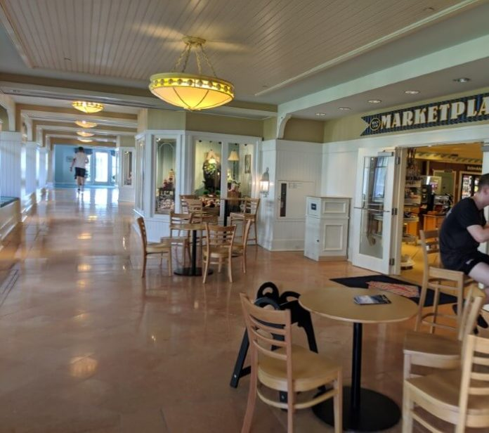 Enjoy quick affordable dining at Disney's Beach Club