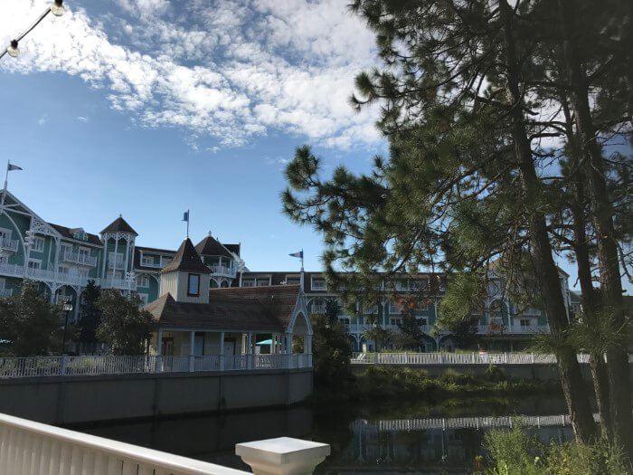 A look at the beauty of Disney World hotel Beach Club