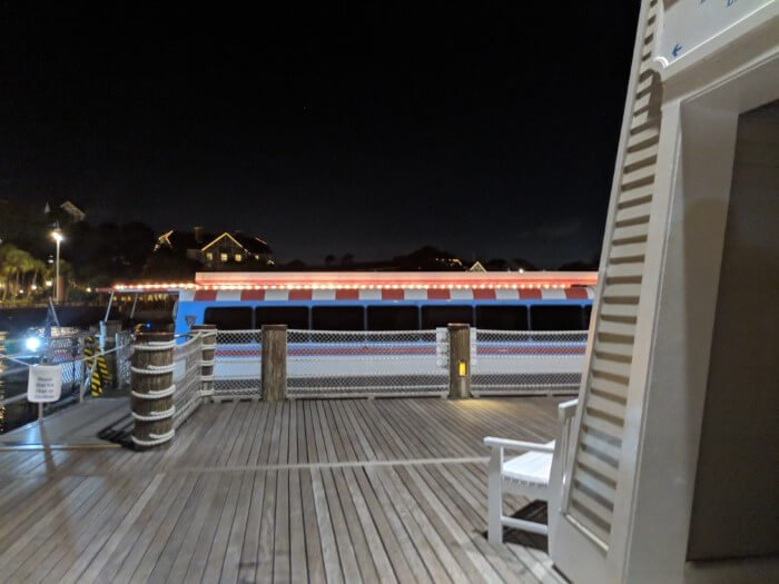 Beach Club guests can use boat transportation when visiting Disney World theme parks