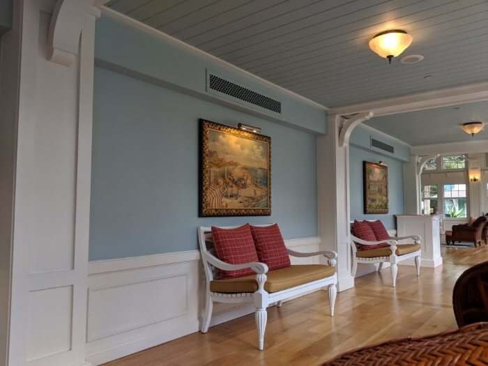 New England theming is a reason to enjoy Disney's Beach Club