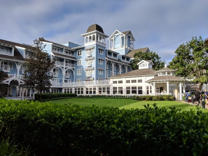 New England inspired Disney World hotel