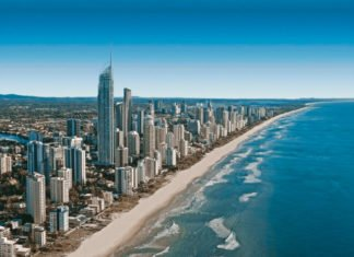Where to stay for luxury travel in Gold Coast Queensland