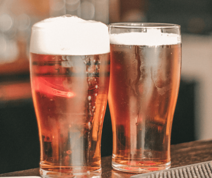 Save on 2 flights, 2 pints and 2 souvenir glasses at Front Street Brewery Davenport IA