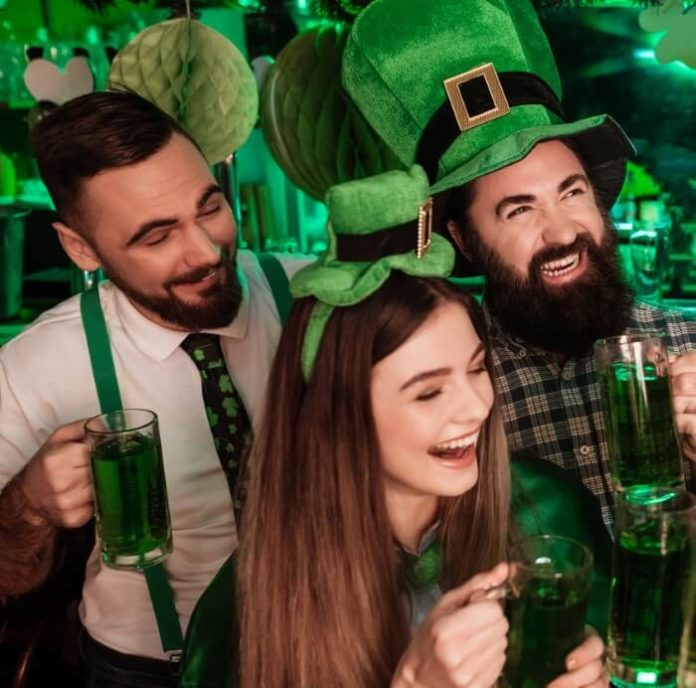 Discount admission to Bay Area St. Patrick's bar crawl