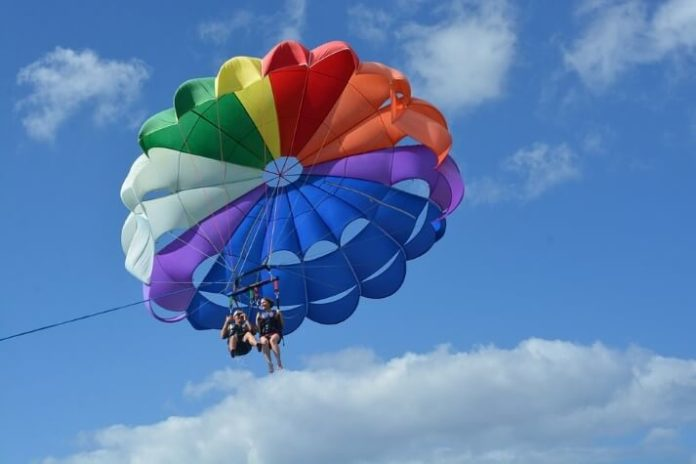 Discounted price for parasailing adventure in Hawaii