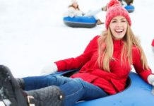 Discounted price for day trip from Philly to Poconos snow tube
