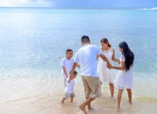 Win a $3,500 Travel Gift Card for a free family trip