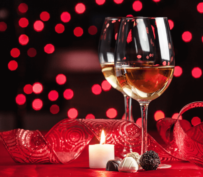 Save on Wine, Cheese & Chocolate Valentine's Day Cruise in San Diego