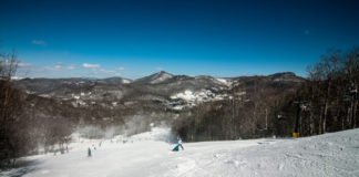 Best places in NC for skiing & snowboarding
