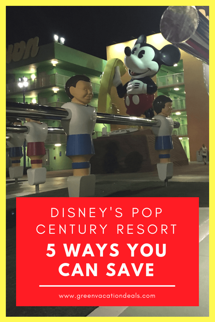 Trying to afford a Disney World vacation? We feel your pain! That's why we made this list of ways your family can stay at Disney's on-site value hotel, Pop Century, at a fraction of the price! Must read family travel budget tips