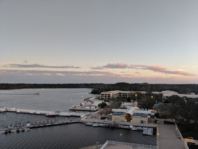 Bay Lake Tower rooms have great views
