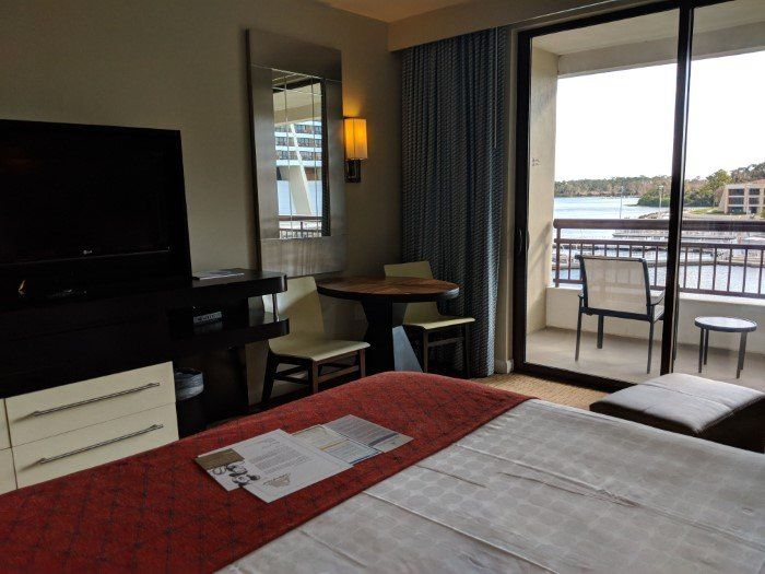 Rooms at Disney Vacation Club resort Bay Lake Tower