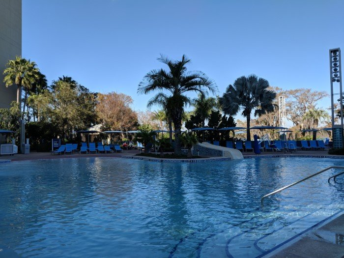 Pool is a big reason your family will love Bay Lake Tower