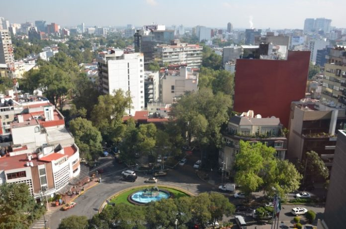 Stay at top hotels for discounted prices in Mexico City