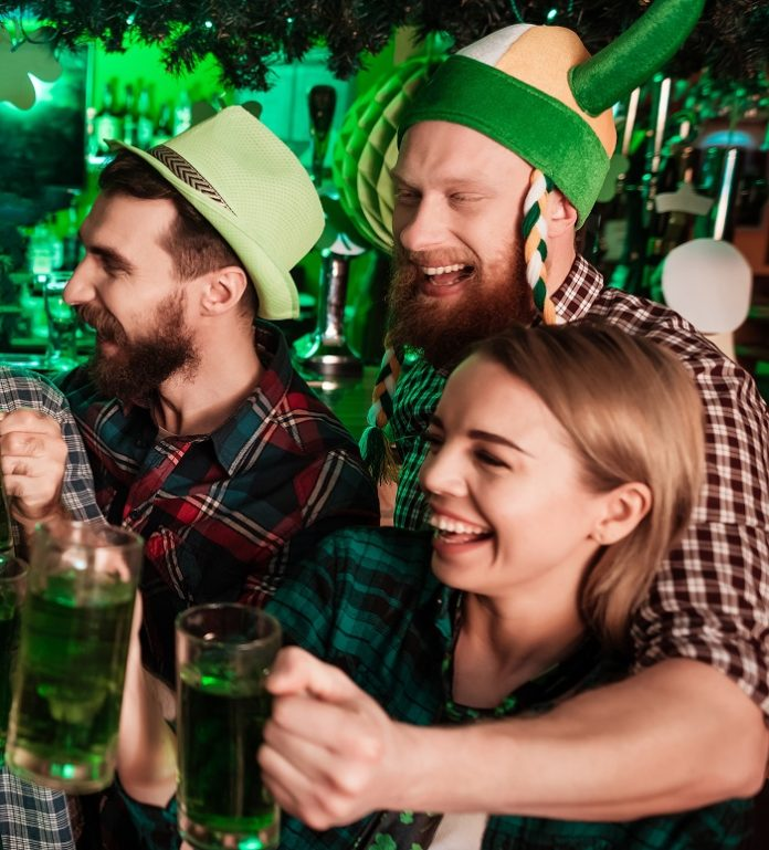 Discount ticket to St. Patrick's Day Bar Crawl in Charlotte NC