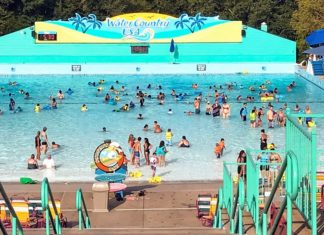 Busch Gardens Valentine's Day Sale free admission to Water Country USA