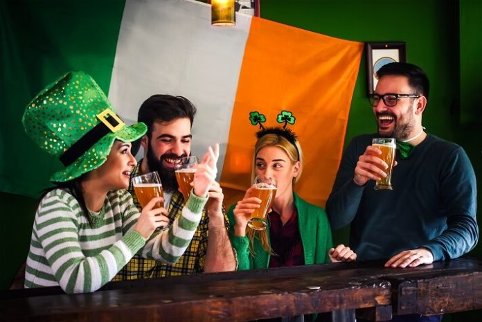 Discount price for St. Patrick's Day pub crawl in Baltimore Maryland