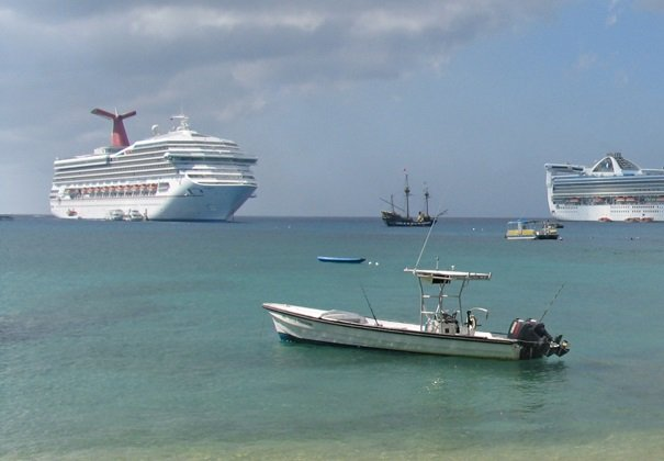 Discounted cruises out of Tampa Florida see Grand Cayman, Havana, Key West, Cozumel, Costa Maya