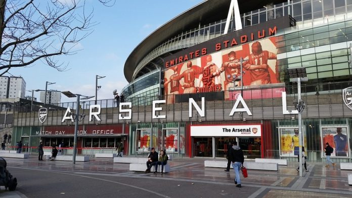 Enjoy Arsenal football club tour, match tickets in London trip sweepstakes