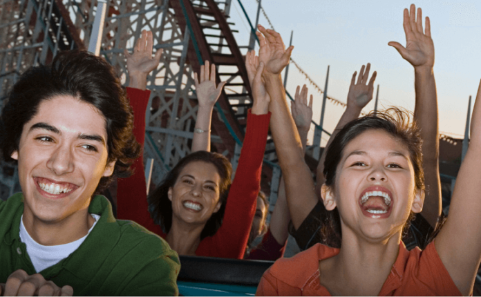 Book a San Antonio Texas hotel get discounted Six Flags theme park tickets
