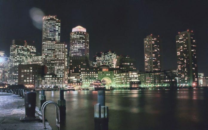 Win flight to Boston, hotel stay, party at Boston Harbor