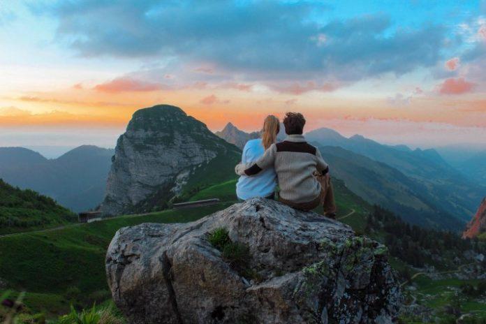 Most romantic Switzerland hotels