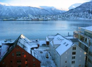 Where to stay to visit fishing villages of Tromso Norway, music festivals