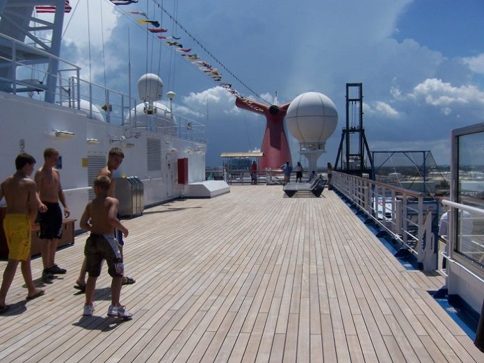 Enter Carnival - Choose Fun Carnival Airship 2019 Sweepstakes for free vacation