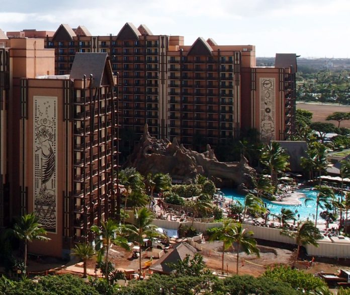 Enter Ryan Seacrest - Hawaii Family Flyaway Sweepstakes for a free vacation for a family of 4 at Disney's Aulani Resort