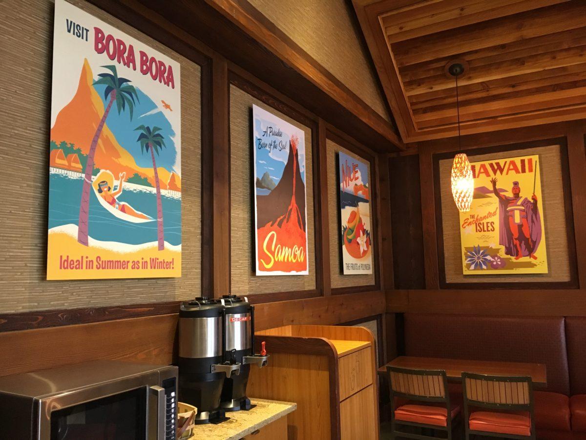 Capt. Cooks at Polynesian Village at Walt Disney World