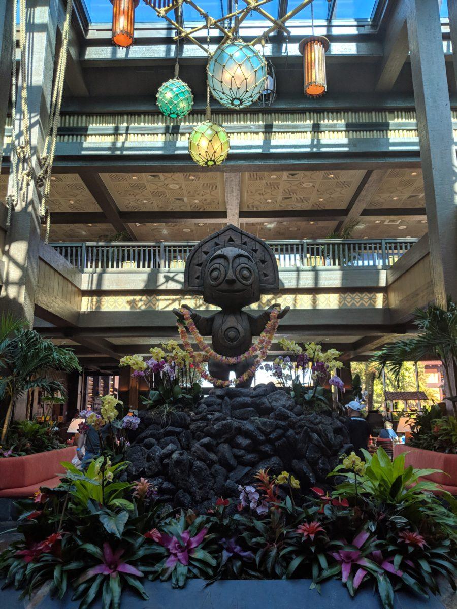 Disney World has done a wonderful job with onsite hotel Polynesian Village