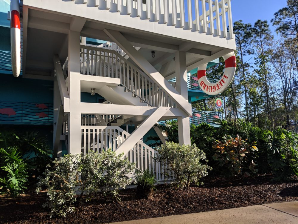 Why you should pay more to stay at surfing section of Disney's All Star Sports Resort