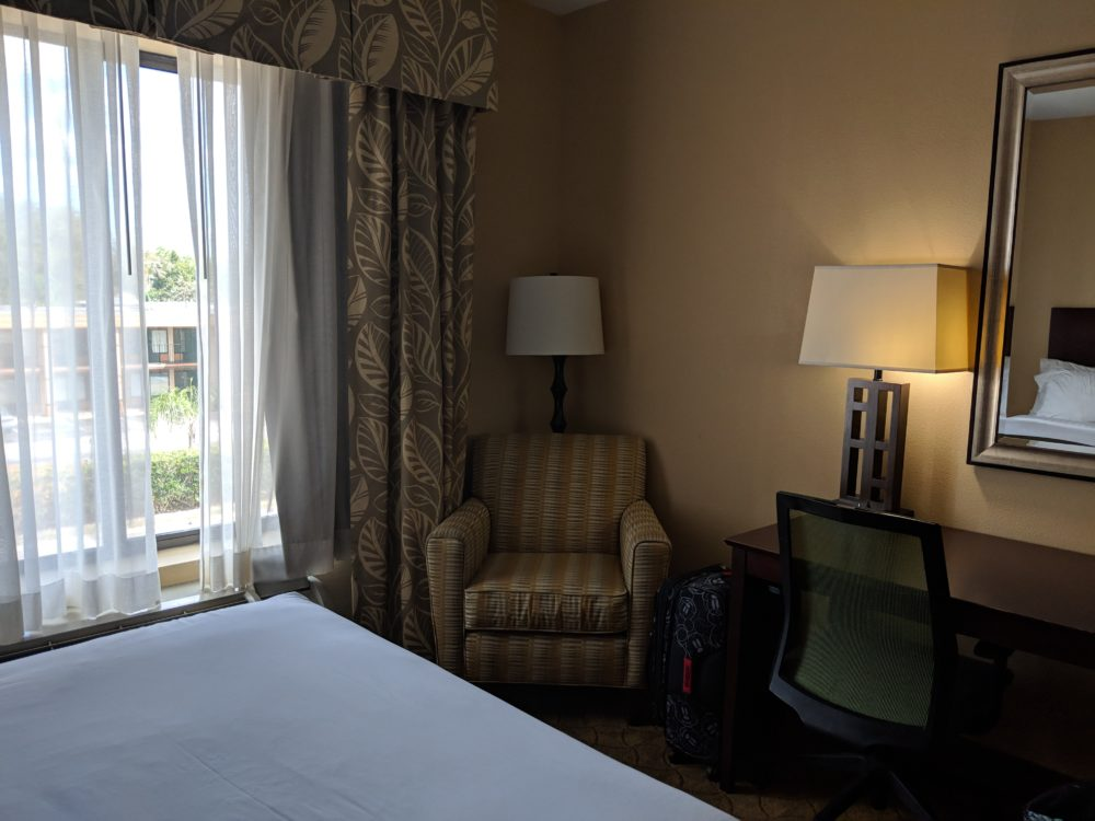 A great hotel for a Busch Gardens Tampa trip is Holiday Inn Express