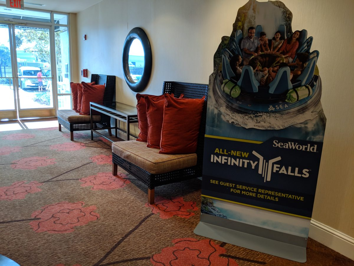 10 reasons why you should stay at Hilton Garden Inn Orlando at SeaWorld includes the beauty of the hotel