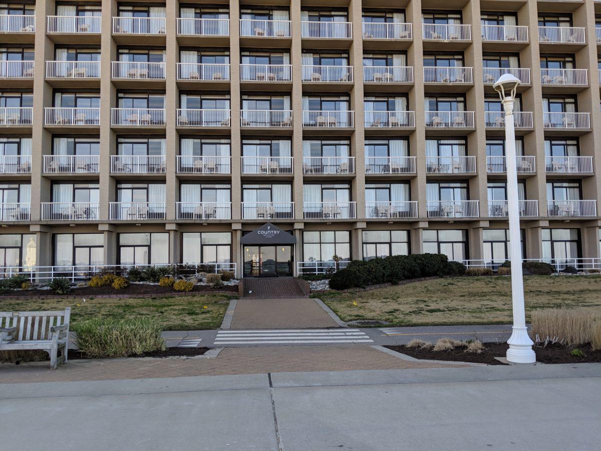 Country Inn & Suites Virginia Beach is steps away from Boardwalk