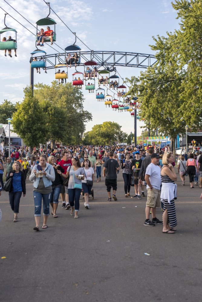 Minnesota state fair guide find out where to stay during fair & what to do