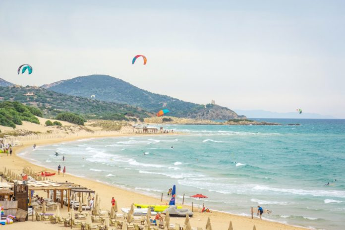 Where to stay in Chia Sardinia Italy for a family holiday or beach vacation