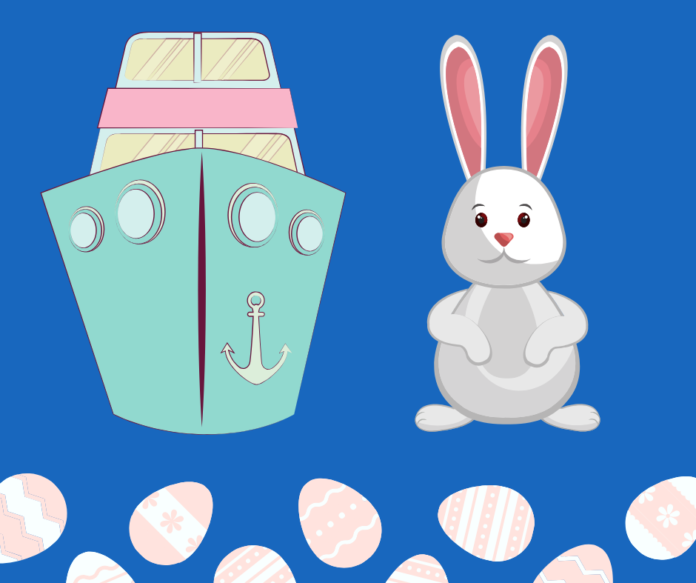 Enjoy an Easter themed cruise on the Chicago River at discount. How to save up to $25 on your ticket.