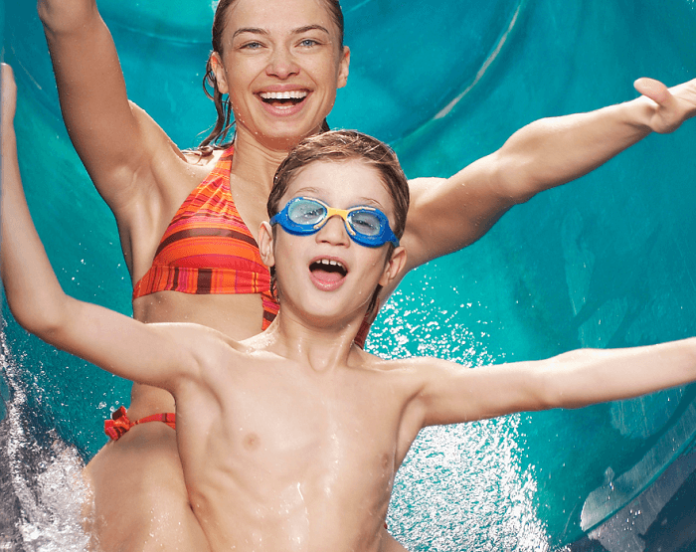 Save money on New England family travel with Boston hotel waterpark package