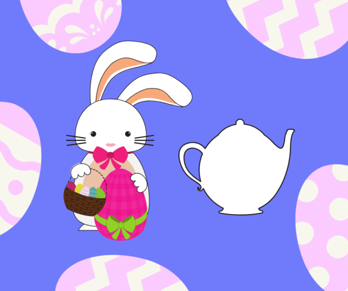Save on interactive tea party with Easter Bunny Shore in Cape Region of Maryland/Delaware
