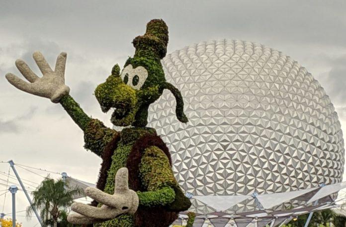 The cheapest dates to visit Disney World Flower & Garden Festival