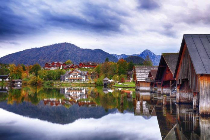 Grundlsee Austria best hotels