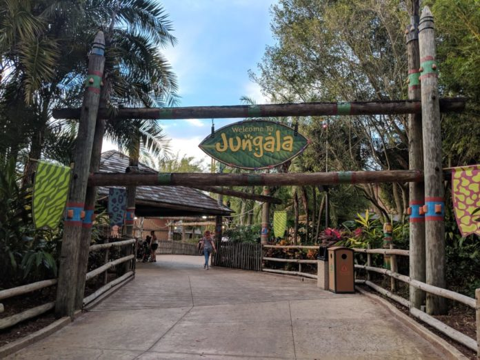 See Jack Hanna at Busch Gardens Tampa Bay in Florida