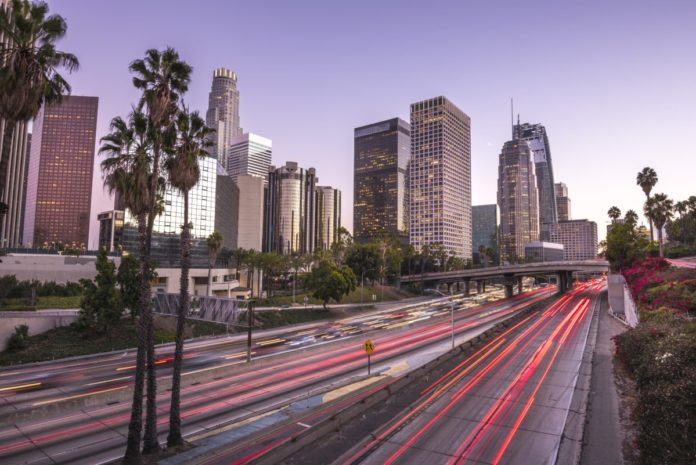 Win a free vacation in Los Angeles California