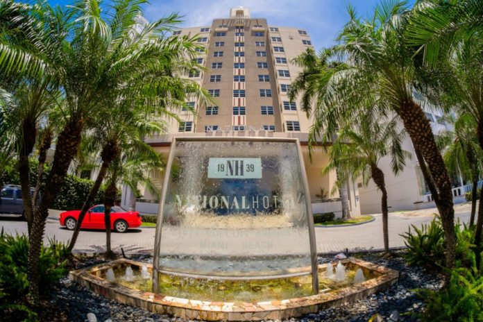 Best historic hotels in Miami South Beach Florida