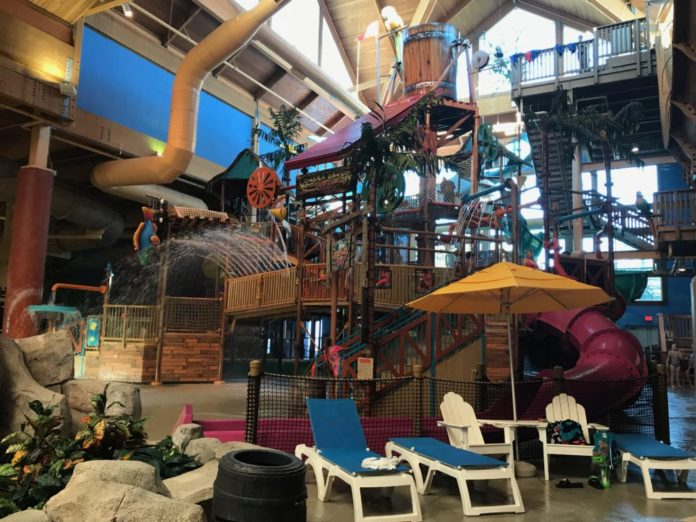 Best hotels in Ohio with waterparks