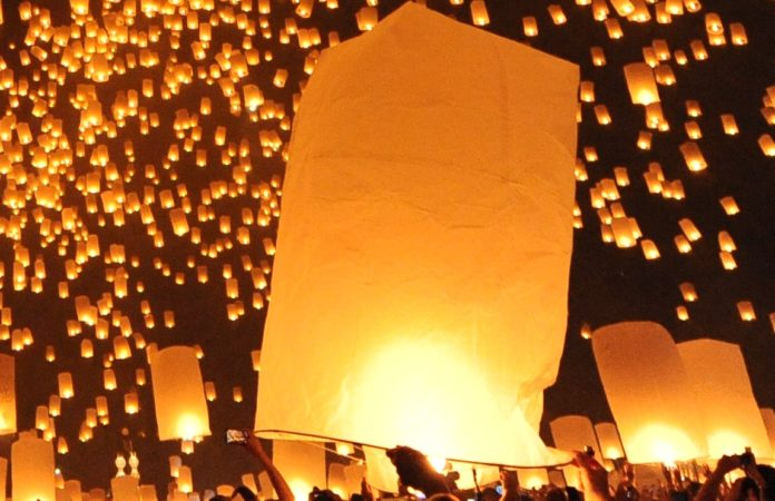 How to get discount tickets to the Lantern Fest in Poconos