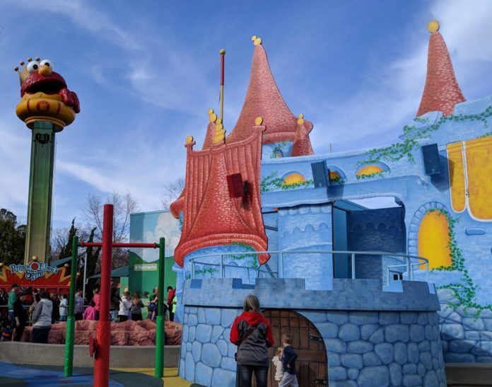 Sesame Street Forest of Fun has kids weekends in Williamsburg Virginia